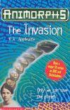 Animorphs 1 the invasion UK cover