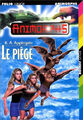 Animorphs 17 The Underground Le Piege French cover