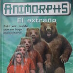 Animorphs 7 the stranger El Extrano spanish cover Ediciones B.jpg
