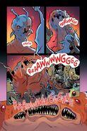 Visser Three's Antarean Bogg Morph graphic novel