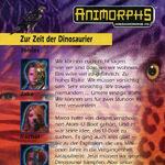 Animorphs mm2 time of dinosaurs german back cover.JPG