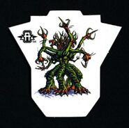 Visser three creature thing for eight animorphs invasion game piece final