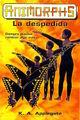 Animorphs 19 the departure La Despedida spanish cover Ediciones B