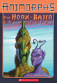 The Hork-Bajir Chronicles (E-Book Cover)