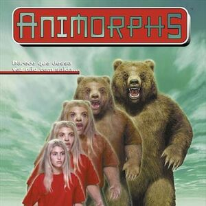Animorphs 7 the stranger O Estranho brazilian cover Rocco.jpg
