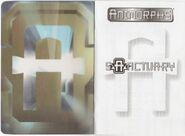 Animorphs Sanctuary Passport page 1