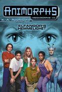 Megamorphs 3 Elfangors Secret Elfangors Hemmelighet Norwegian cover