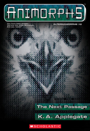 The Next Passage (E-Book Cover)