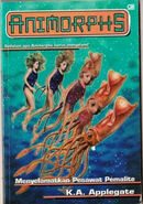 Animorphs book 27 indonesian cover