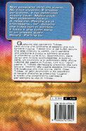 Animorphs 23 the pretender Il tranello italian back cover