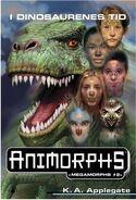 Megamorphs 2 In the time of Dinosaurs I Dinosaurenes Tid Norwegian cover