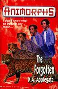 Animorphs 11 the forgotten UK cover 1998 edition