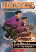 Animorphs reunion book 30 cover hi res