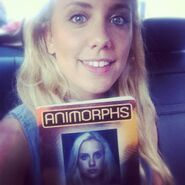 Marlee roberts as rachel animorphs 2 the visitor 2011 release