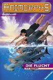 Animorphs 15 the escape die flucht german cover