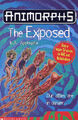 Animorphs 27 the exposed uk cover