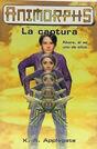 Animorphs 6 the capture La captura spanish cover Ediciones B
