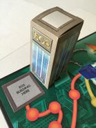 EGS tower on game board