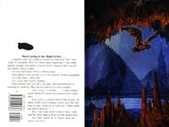 Animorphs 17 the underground inside cover and quote