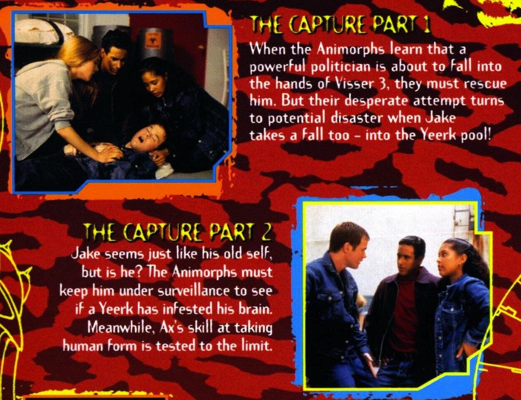 The Capture (episode)