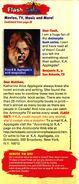 Disney Adventures Sept 1999 animorphs Q&A KA Applegate
