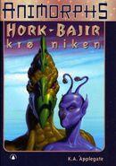 Hork Bajir Chronicles Kroniken Norwegian cover