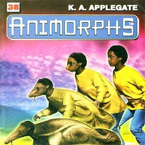 Animorphs 24 the suspicion Giặc nhà trời phẫn nộ vietnamese cover book 38.jpg