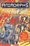 Animorphs 38 the arrival UK cover