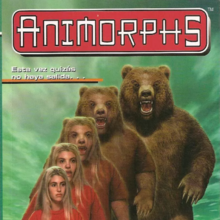 Animorphs 7 the stranger el extrano spanish cover emece.png