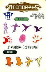 Animorphs separation book 32 italian stickers adesivi rachel tobias.jpg