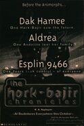 Hork bajir chronicles from inside book 22