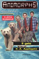 Animorphs 25 the extreme Il gelo italian cover
