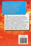 Animorphs 8 the alien L alieno italian back cover