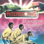 Animorphs 24 the suspicion Le Soupcon french canadian cover.jpg