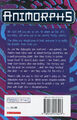 Animorphs 28 the experiment UK back cover