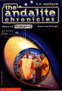 Andalite Chronicles (Book 3 - An Alien Dies)