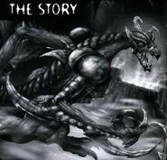 Hork bajir know the secret booklet inside cover