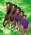 Animorphs 14 the unknown morph high res cassie horse