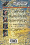 Animorphs 16 the warning Die Warnung german back cover