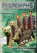 Animorphs book 25 indonesian cover
