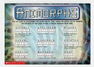 Animorphs book 31 conspiracy postcard