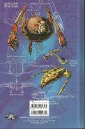 Animorphs ships journal full scan back