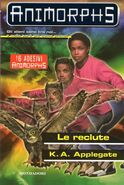 Animorphs 50 absolute italian le reclute cover