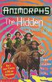 Animorphs 39 The Hidden UK cover