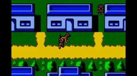 Animorphs Game Boy Color Gameplay