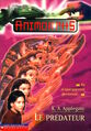 Animorphs 5 le predateur cover french canadian scholastic edition
