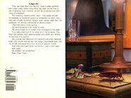 Animorphs 30 The Reunion inside cover and quote
