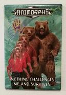 Animorphs magnet rachel book 7 nothing challenges