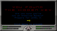 Hawk rescue Level 2 you found key prepare for level 3