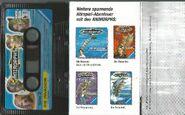 Animorphs 1 the die invasion cassette tape german back